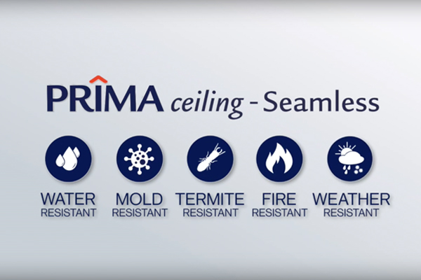 prima ceiling seamless