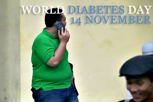 world diabetes day teaser