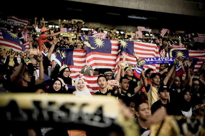 True Malaysians and patriotism - PIC Facebook Negaraku