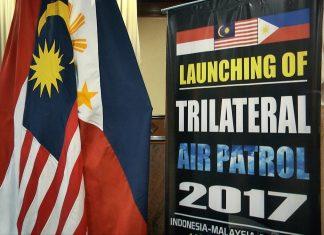 trilateral air patrol 2017