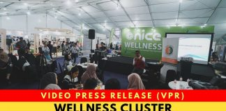 wellness cluster video press release
