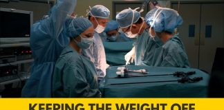 high success rate in keeping the weight