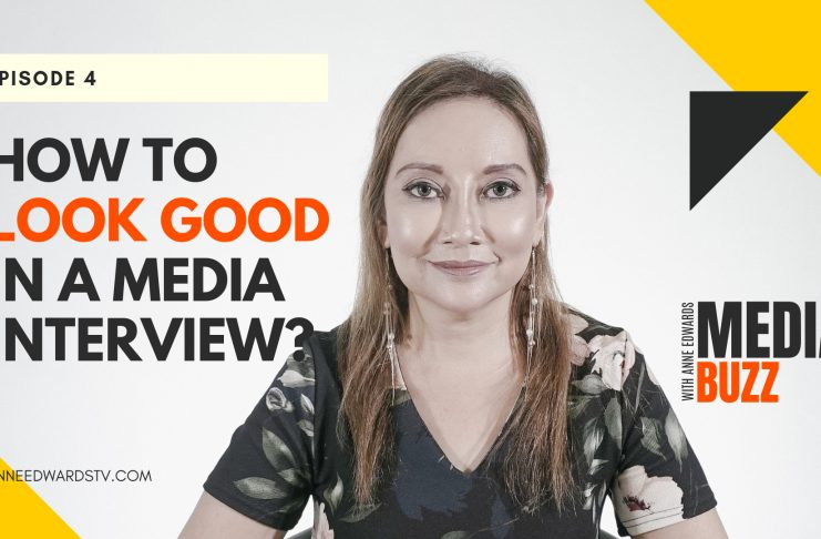 How to look good in a media interview