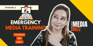 emergency media training