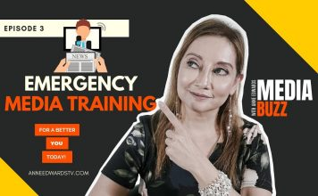 emergency media training